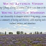 Young Living Vision and mission
