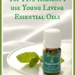 Why I choose Young Living Oils