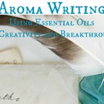 essential oils creative writing