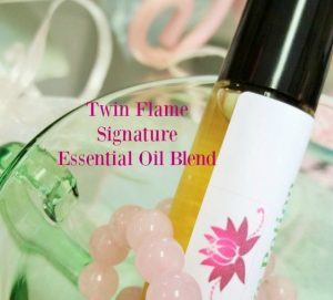 Twin Flame Signature Essential Oil Blend