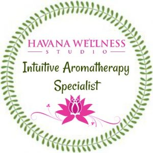 Intuitive Aromatherapy badge