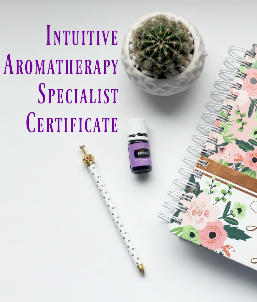 Intuitive Aromatherapy Specialist Certificate