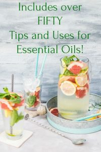 fifty uses for essential oils