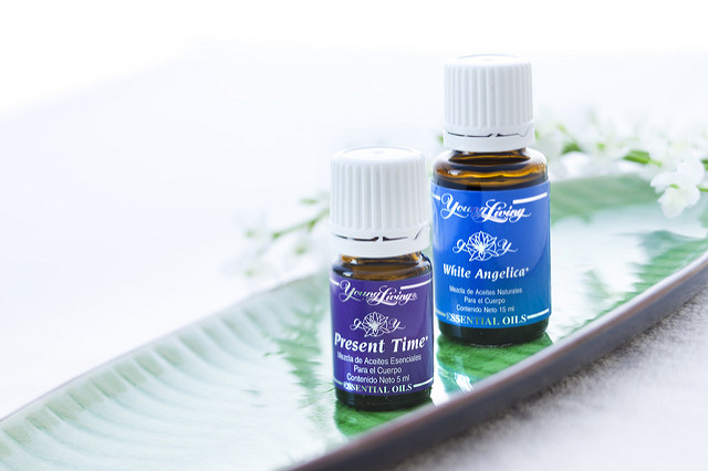 Essential Oils & Emotional Wellness